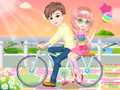 Bicycle trip with love- screenshot thumbnail