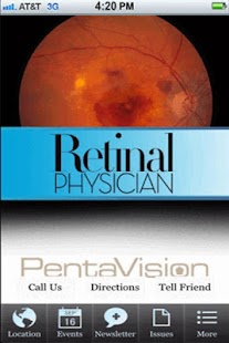 Retinal Physician screenshot for Android