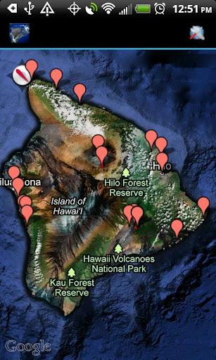 Big Island Hawaii Attractions