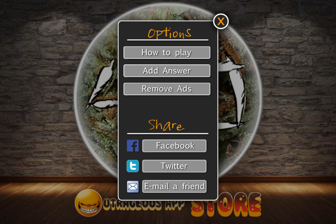 420 Marijuana Answer Ball- screenshot