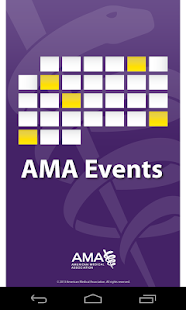AMA Events - screenshot thumbnail