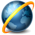 WorldExplorer- map & ebook icon