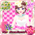 Bride in love makeover girls icon