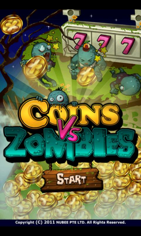 Coins Vs Zombies - screenshot
