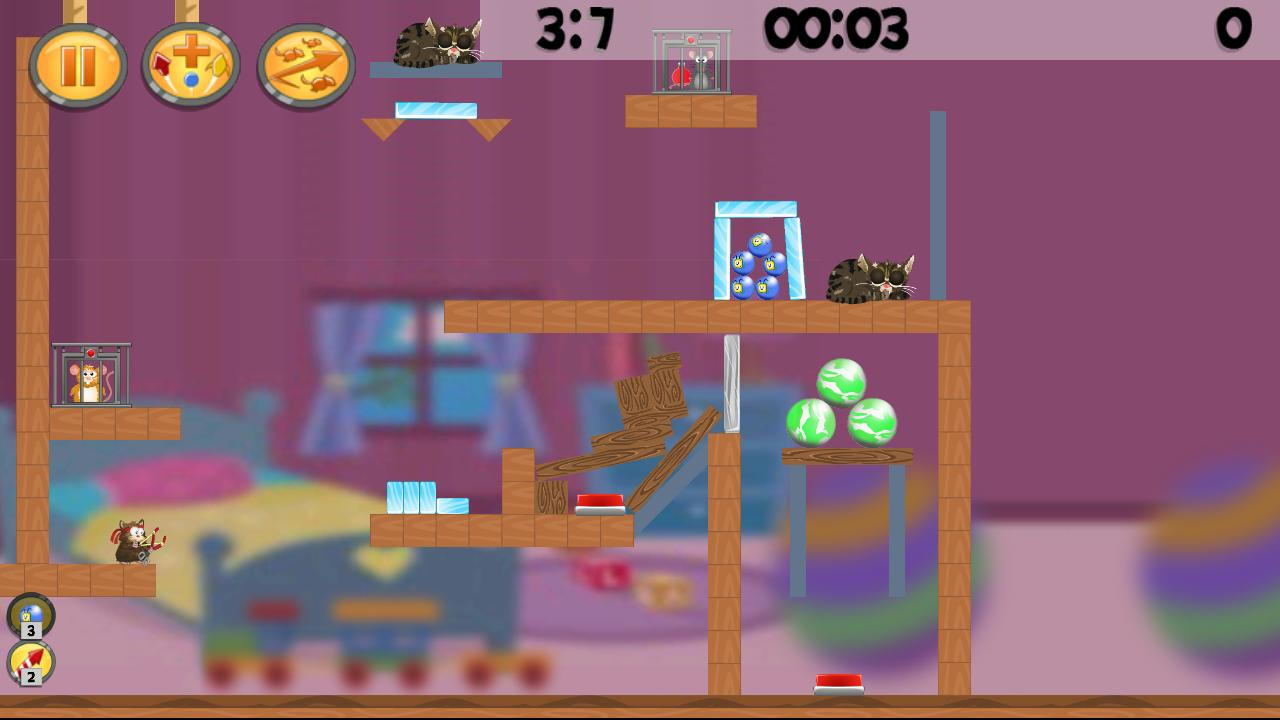 Hamster: Attack!- screenshot