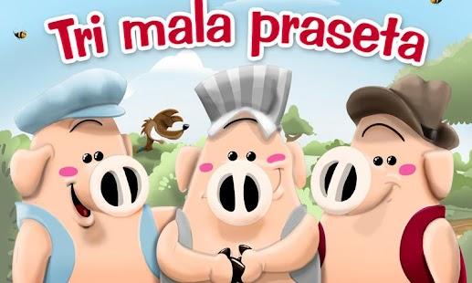 Tri mala praseta - screenshot thumbnail