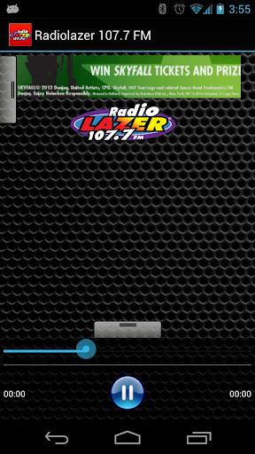 Radiolazer 107.7 FM