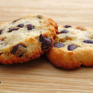 Chocolate Chip Cookies - Crispy Style