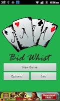 Screenshot of Bid Whist