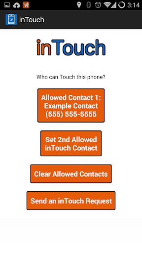 【免費通訊App】inTouch-APP點子