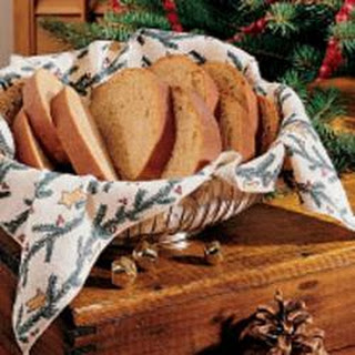 Swedish Rye Bread.