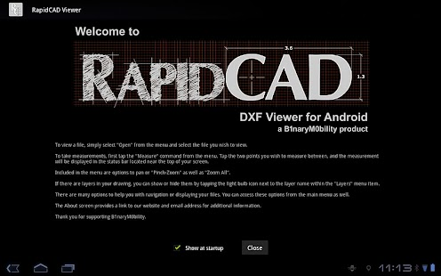 RapidCAD Viewer - screenshot thumbnail