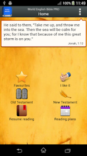 World English Bible PRO screenshot
