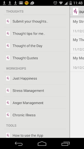 Thought Stress Manager