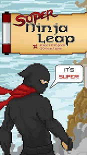 Super Ninja Leap