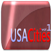 USA Cities FREE