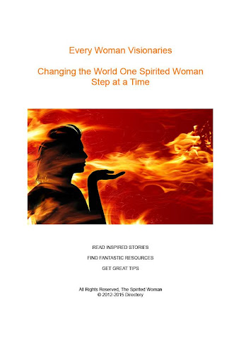 The Spirited Woman