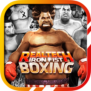 Iron Fist Boxing by realtech VR v5.0.1