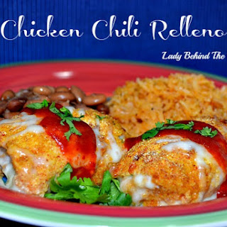 Chicken Chili Relleno.