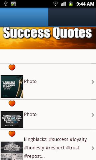 【免費書籍App】Success Quotes FREE-APP點子