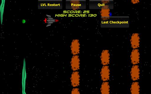 Asteroid Jump