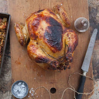 Mexican Thanksgiving Turkey.