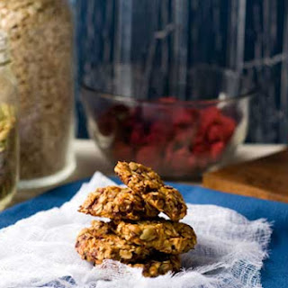 Gluten Free Breakfast Cookies.