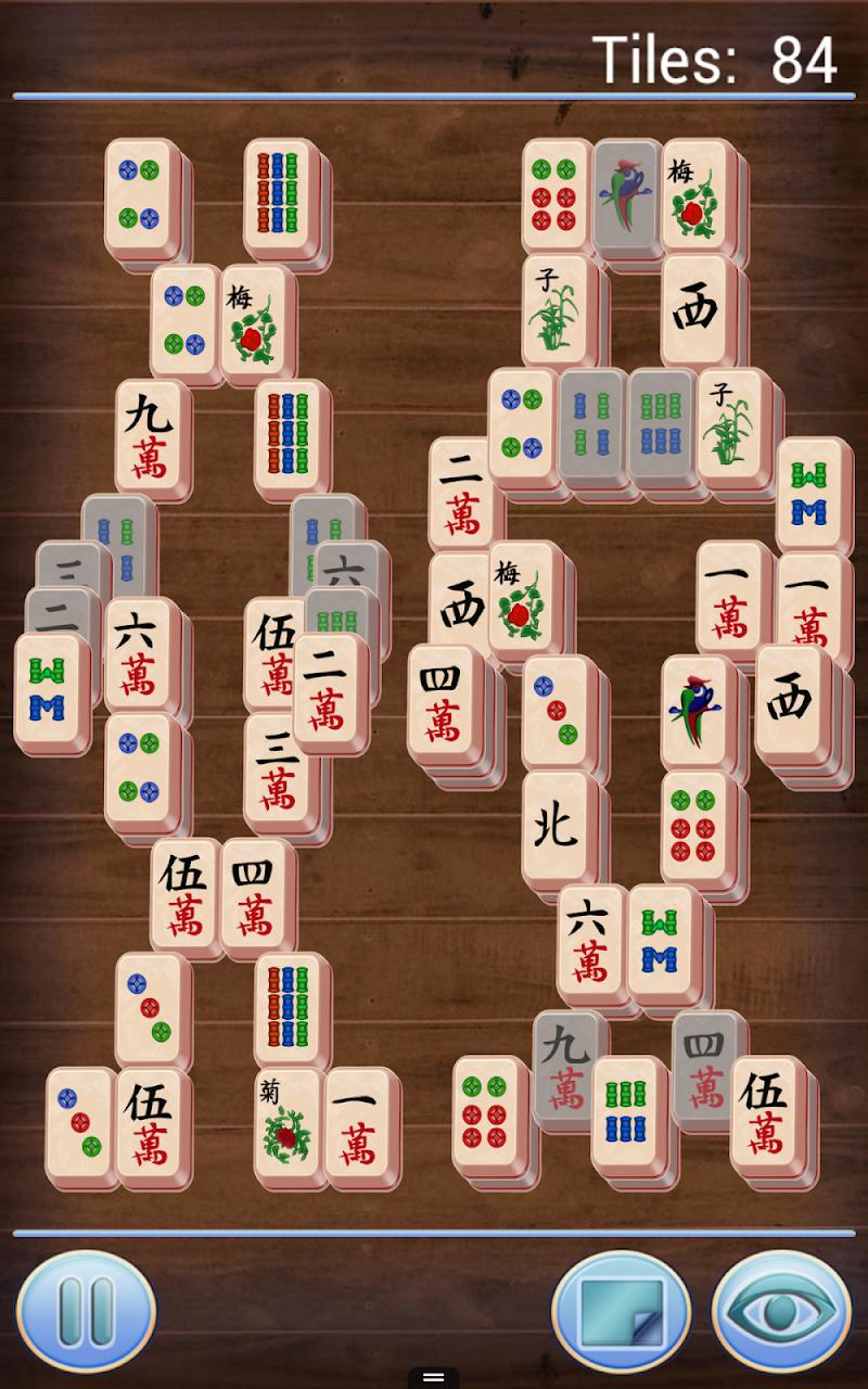 Mahjong 3 (Full) Screenshot 6