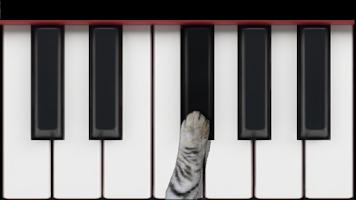 Screenshot of Cat Piano