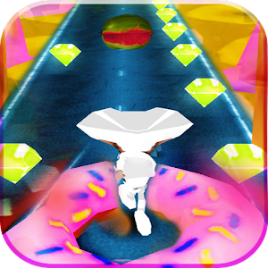 Running Crazy Chef - 3D Game for Android