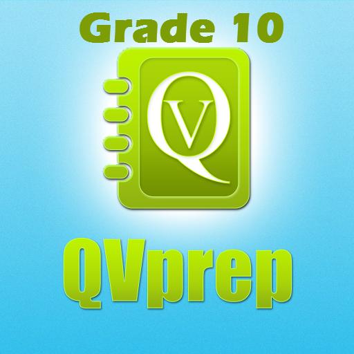 QVprep学年10数学英語 教育 App LOGO-APP試玩
