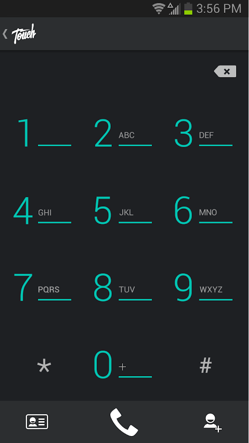 Touch Mobile Calls & Messages - screenshot
