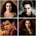 Twilight Saga Logo Quiz icon