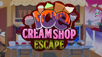 Screenshot of Ice Cream Shop Escape