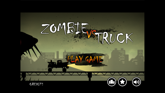 Zombie vs Truck- screenshot thumbnail