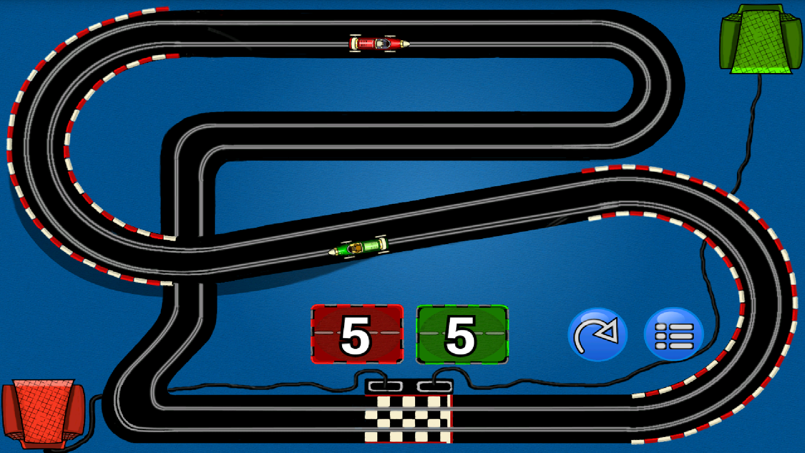 slotcar online game