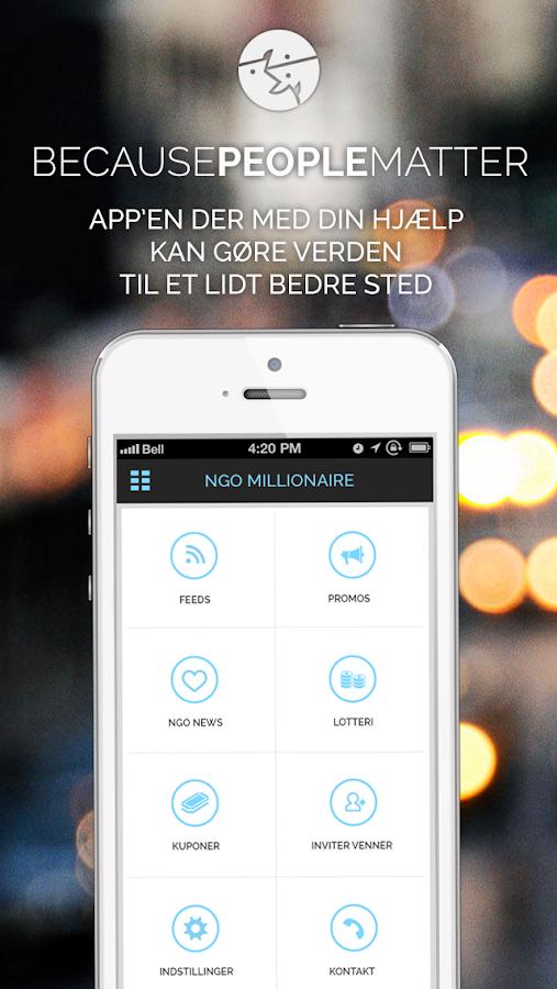 NGO Millionaire - screenshot