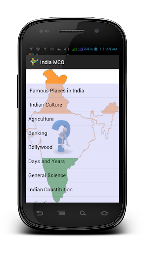 MCQ Objective Sample Model Tests for INDIA