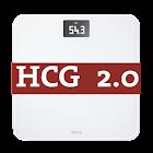 HCG 2.0- A Smarter HCG Diet icon