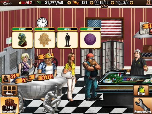 Pawn stars for android apk download.