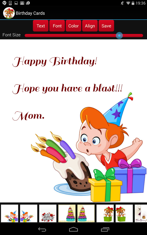 Birthday Cards Android Apps on Google Play – Birthday Cards App