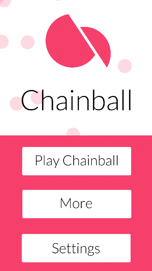 Chainball- screenshot