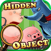 Hidden Object - 3 Little Pigs