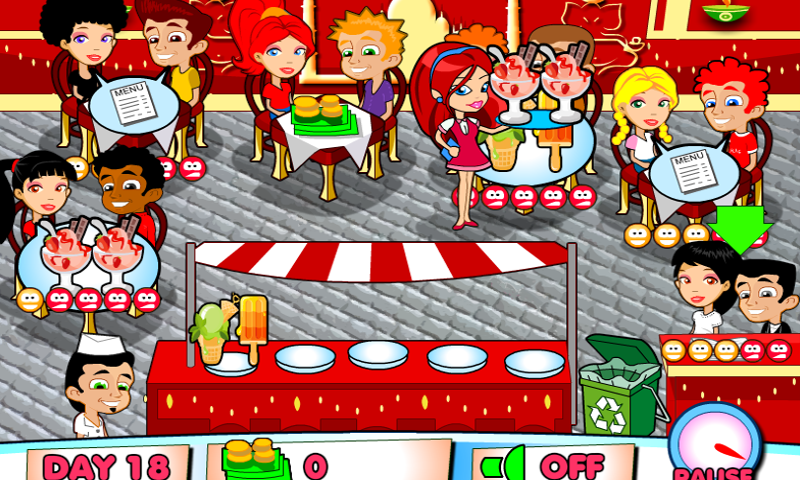 Ice cream restaurant full android apps on google play