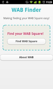 WAB Finder - screenshot thumbnail