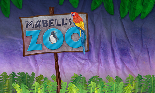 Mabell's Zoo: Multi-touch Book