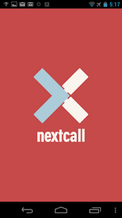Nextcall - screenshot thumbnail