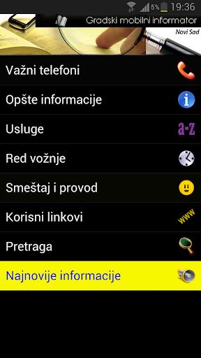 Niš - Gradski Informator