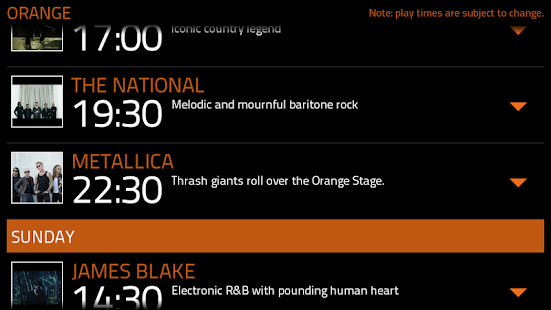 Roskilde 2013- screenshot thumbnail