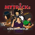 MYTRACKs.jp logo